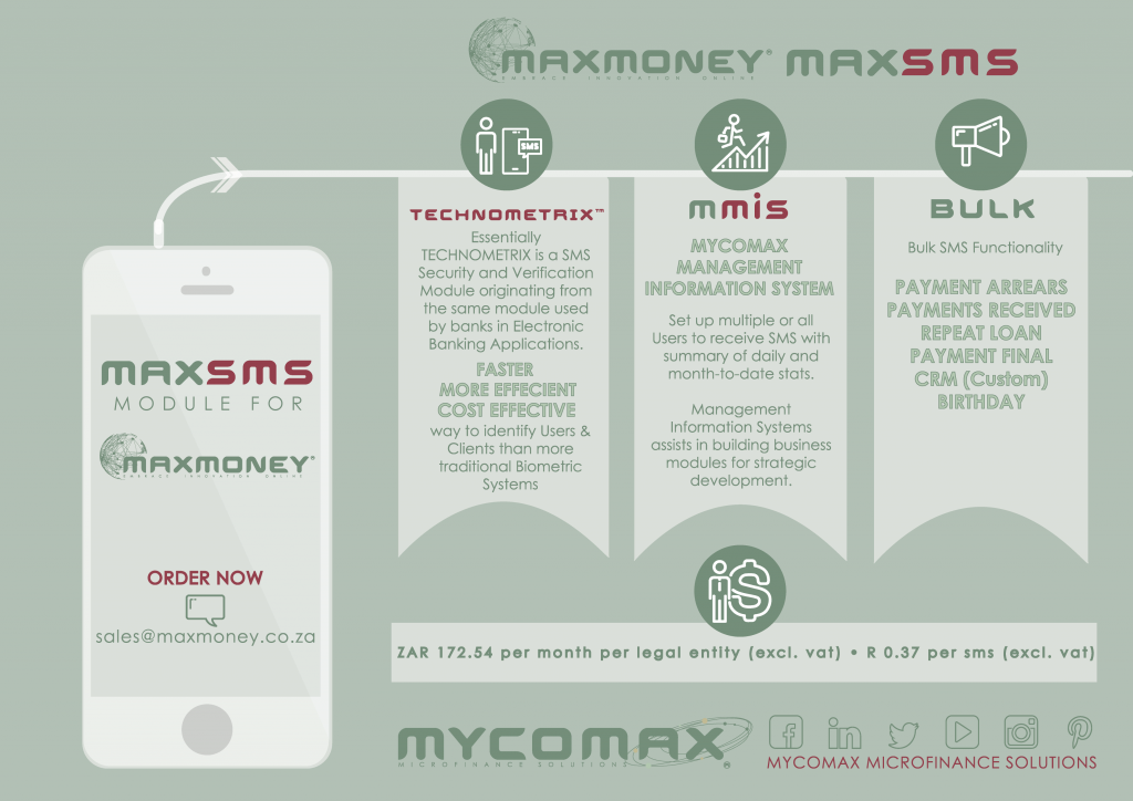 MAXSMS Infographic